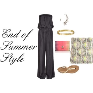 Late Summer Trends
