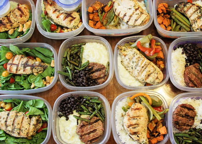 Interested in meal prepping? Check out this great blog to get you ...