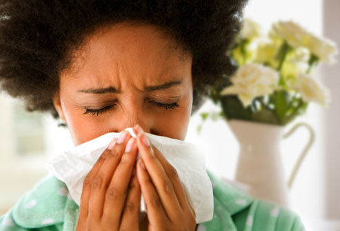 Symptoms Of Spring Allergies